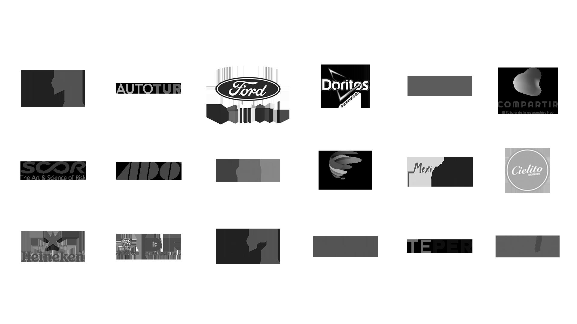 Logos clientes BBS