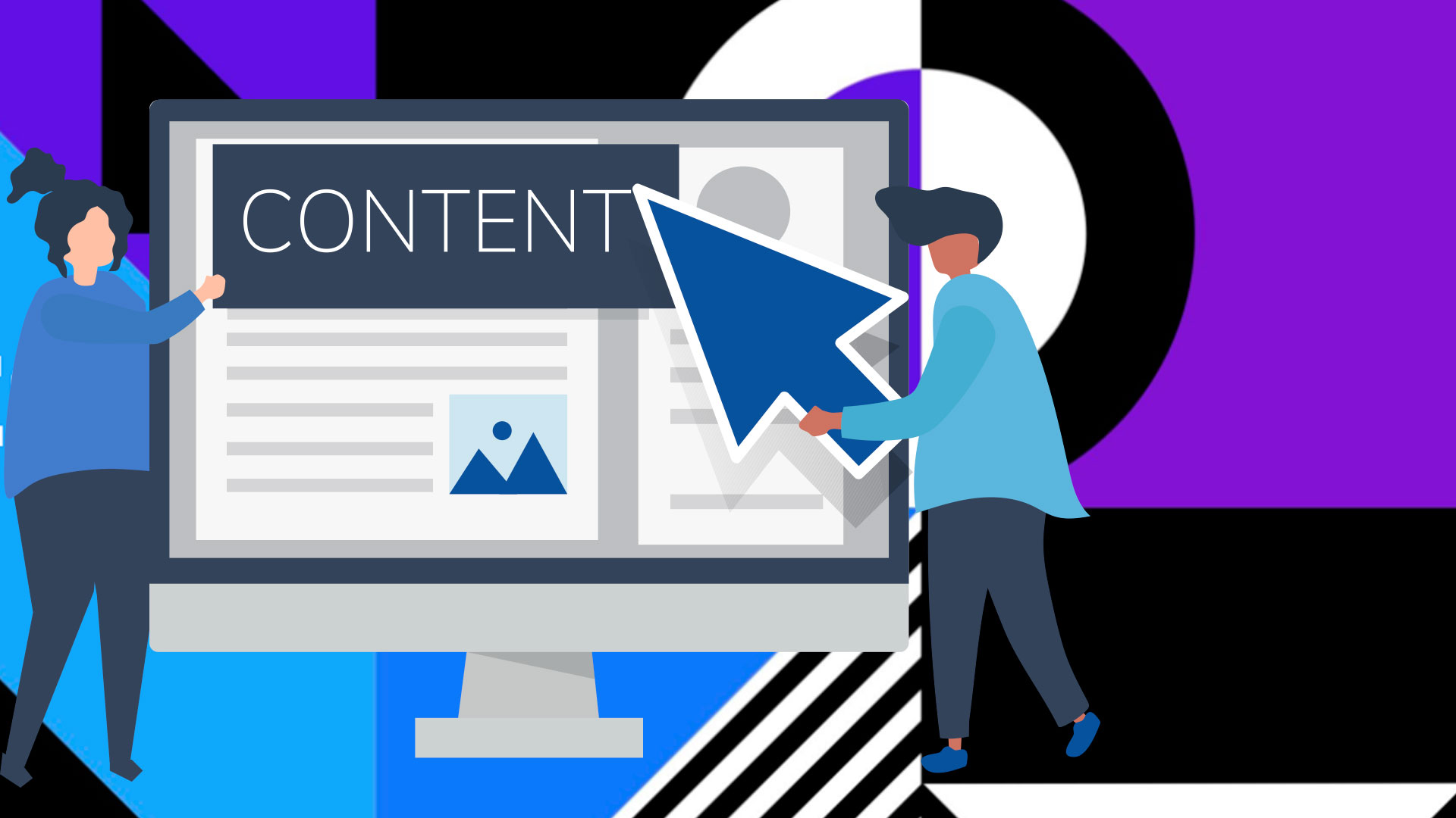 Content rules your marketing strategy.